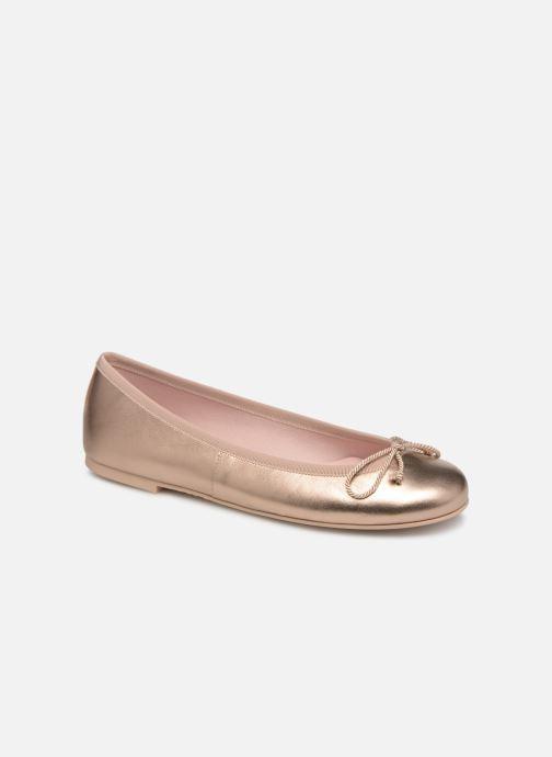 Pretty Ballerinas - Rosario Ami - Ballerinas für Damen / gold/bronze
