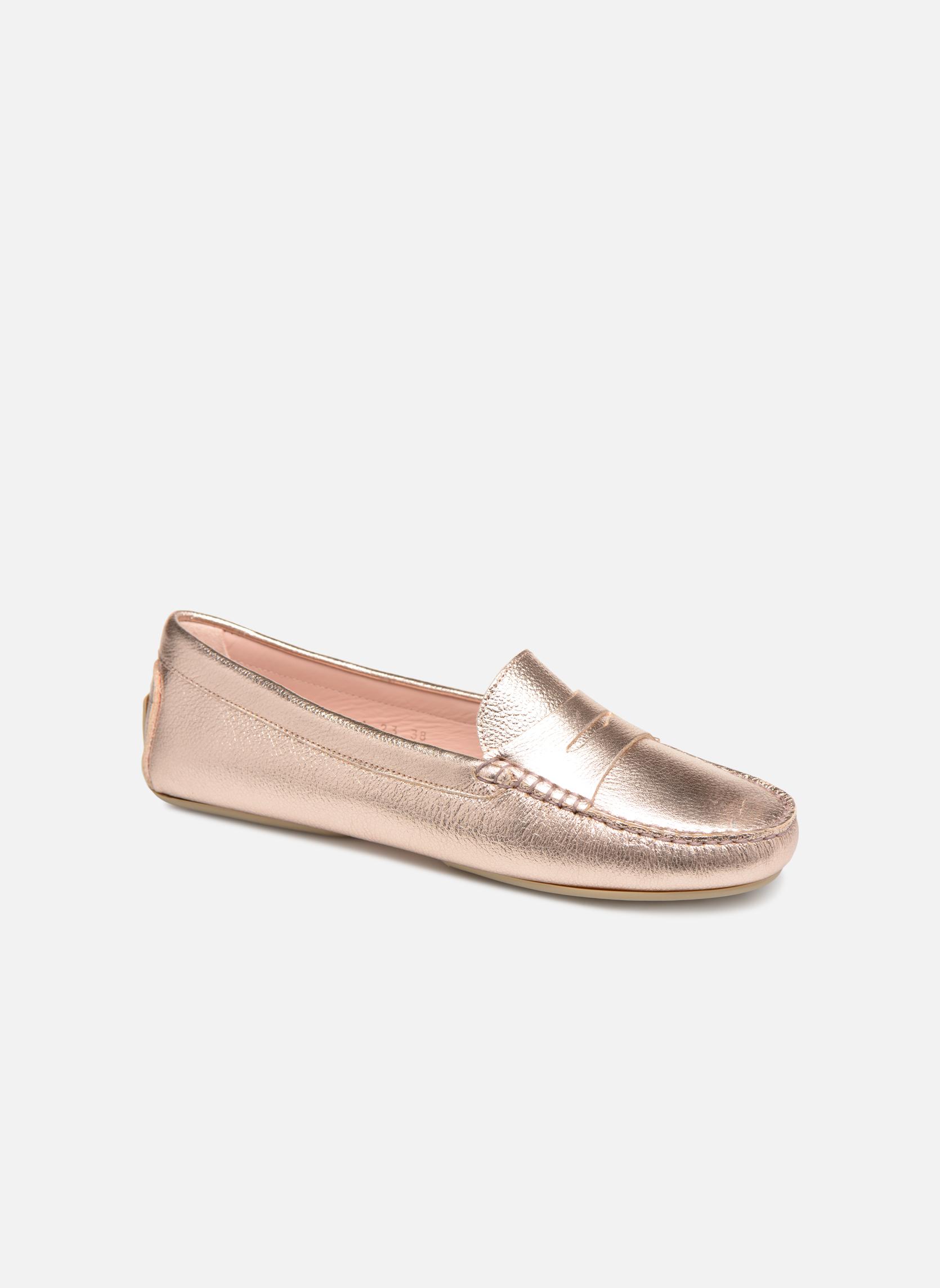 Mocassins Pretty Ballerinas Goud en brons