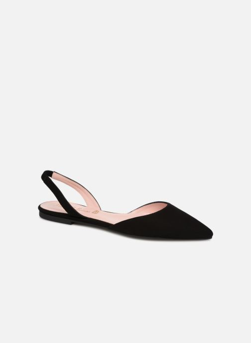 Pretty Ballerinas - 47989 - Ballerinas für Damen / schwarz