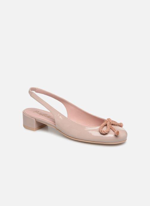 Pretty Ballerinas - 48017 - Ballerinas für Damen / rosa