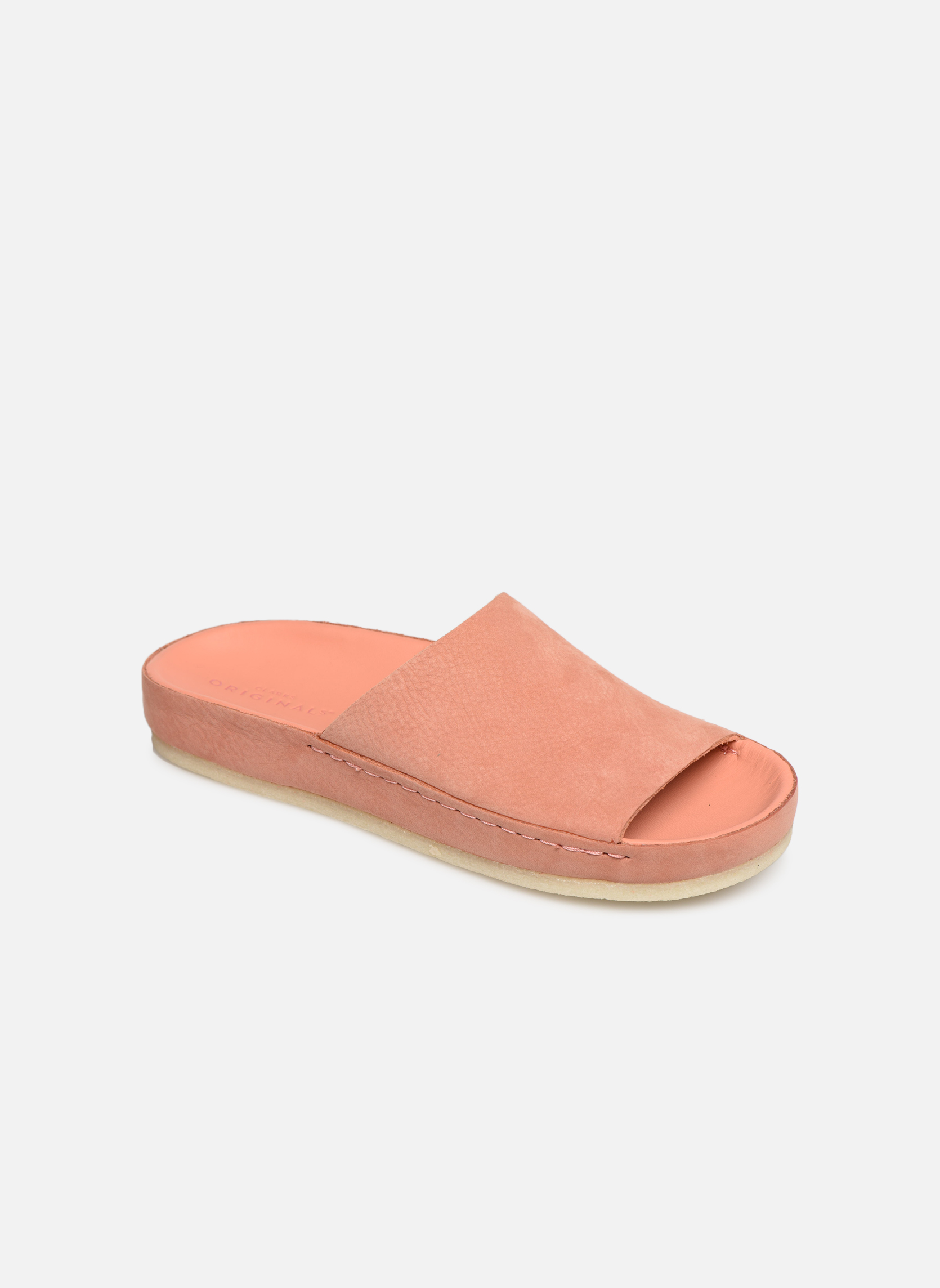 Wedges Clarks Originals Roze