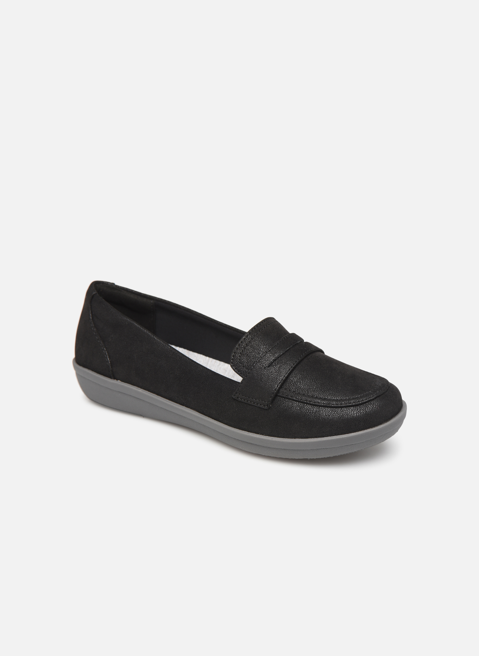Mocassins Cloudsteppers by Clarks Zwart