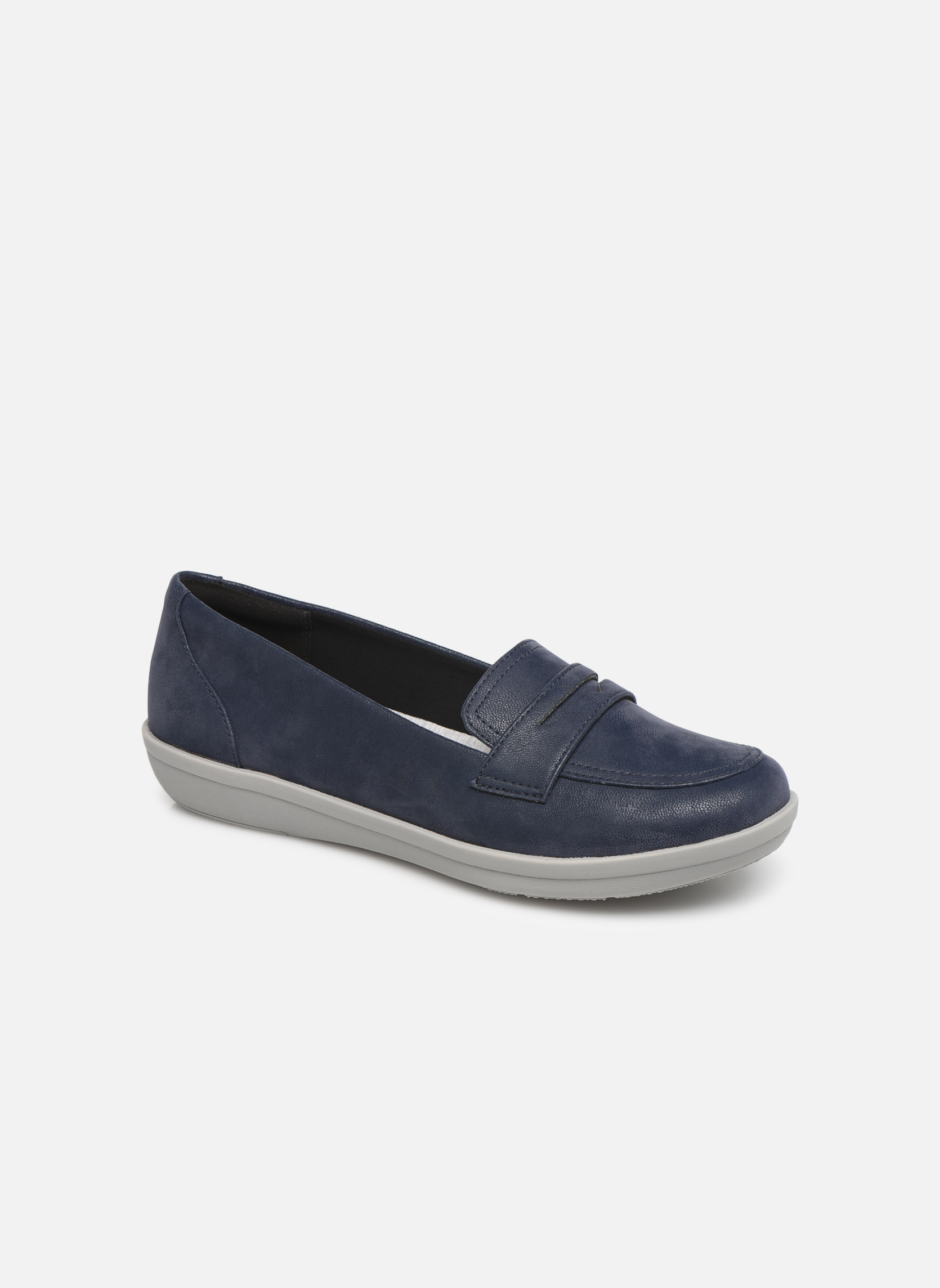 Mocassins Cloudsteppers by Clarks Blauw