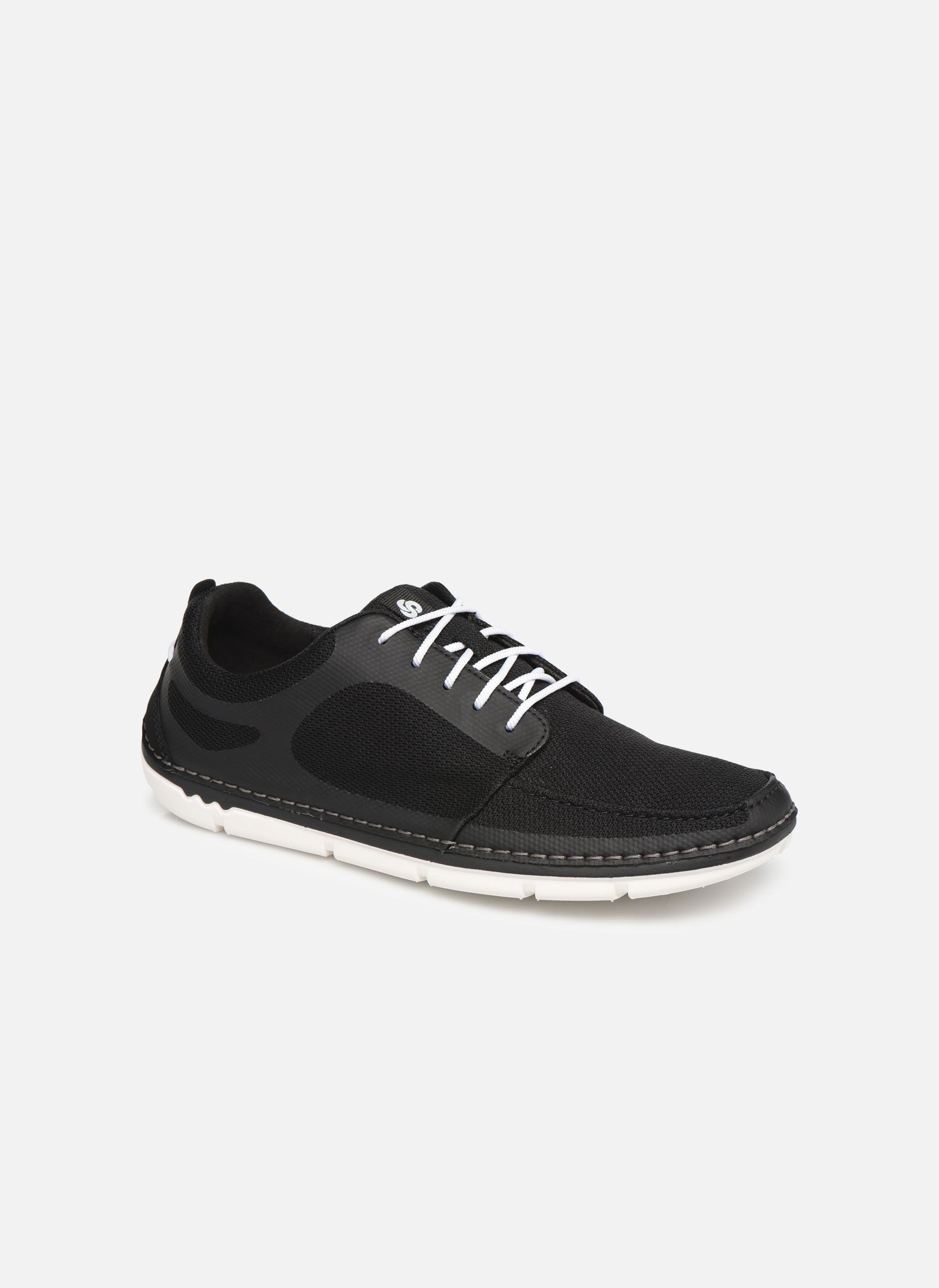 Sneakers Cloudsteppers by Clarks Zwart