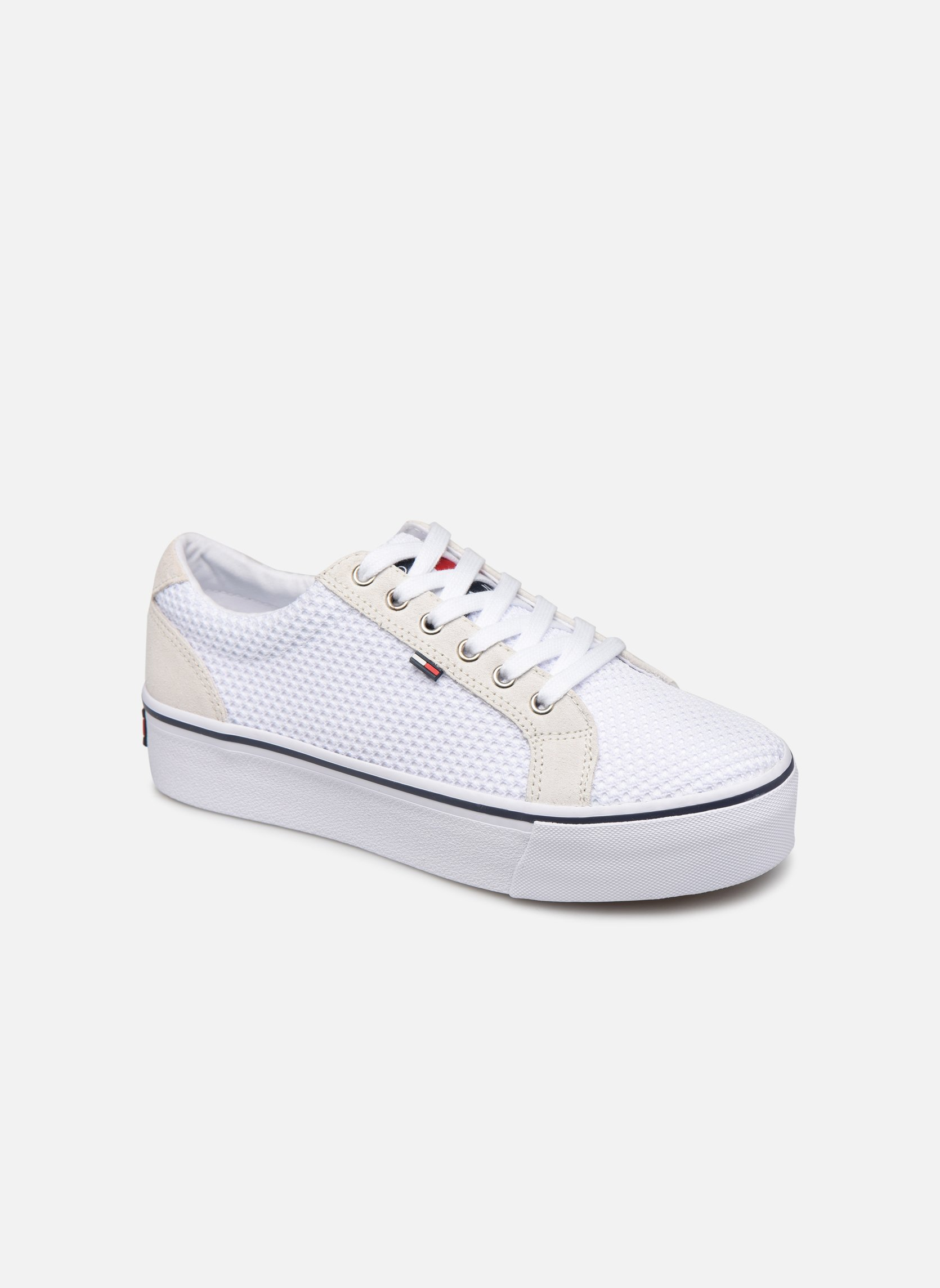 Sneakers WMN TEXTILE CITY SNEAKER by Tommy Hilfiger