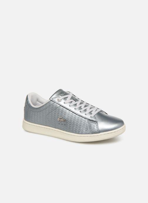 Lacoste - Carnaby Evo 119 9 Sfa - Sneaker für Damen / silber