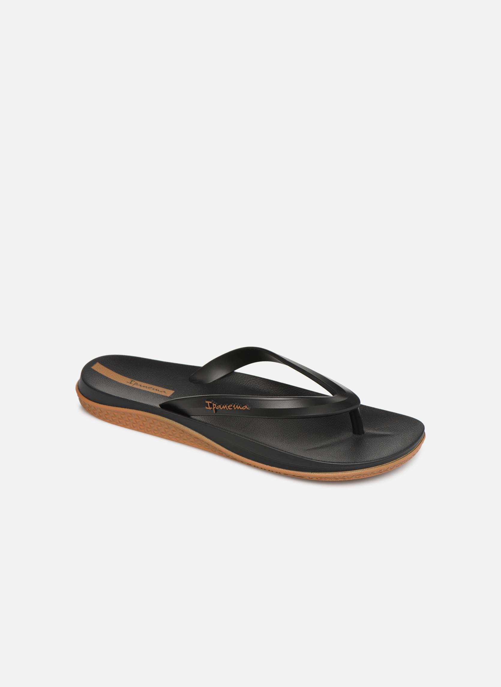Slippers Ipanema Zwart