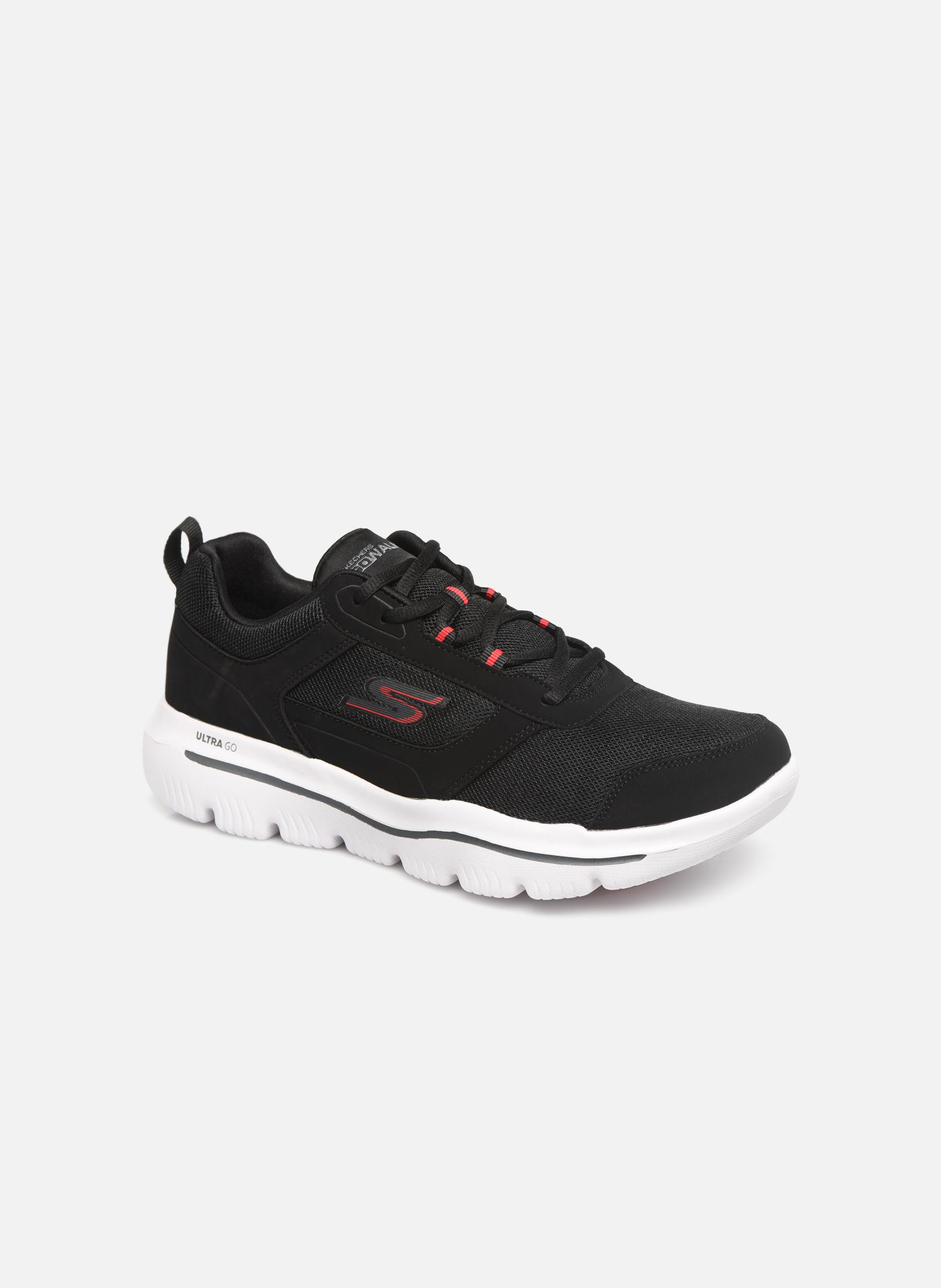 Sneakers Skechers Zwart
