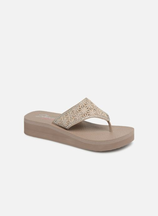Skechers - Vinyasa Glass Star - Clogs & Pantoletten für Damen / beige