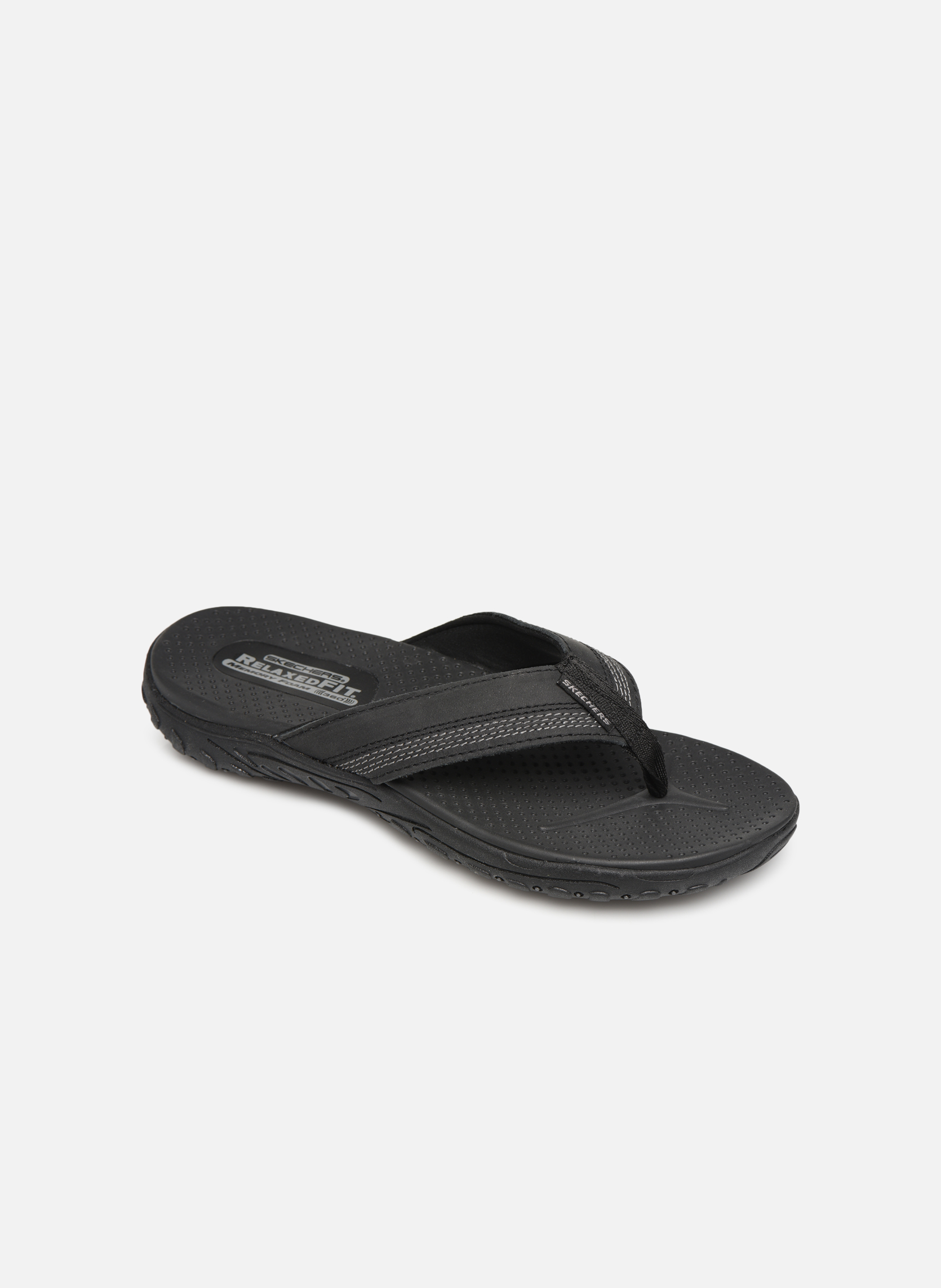 Slippers Skechers Zwart
