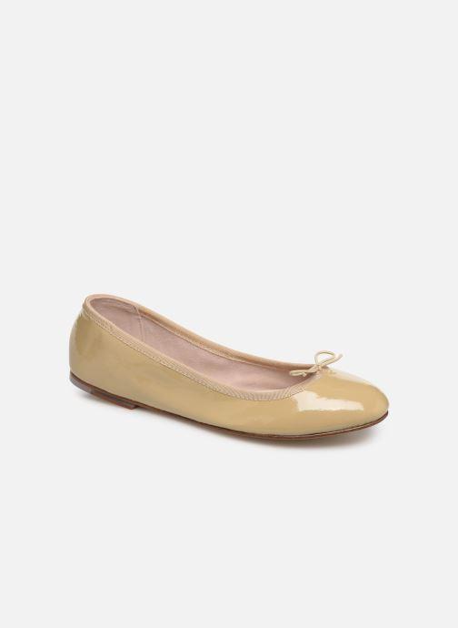 Bloch - Soft patent ballerina - Ballerinas für Damen / beige