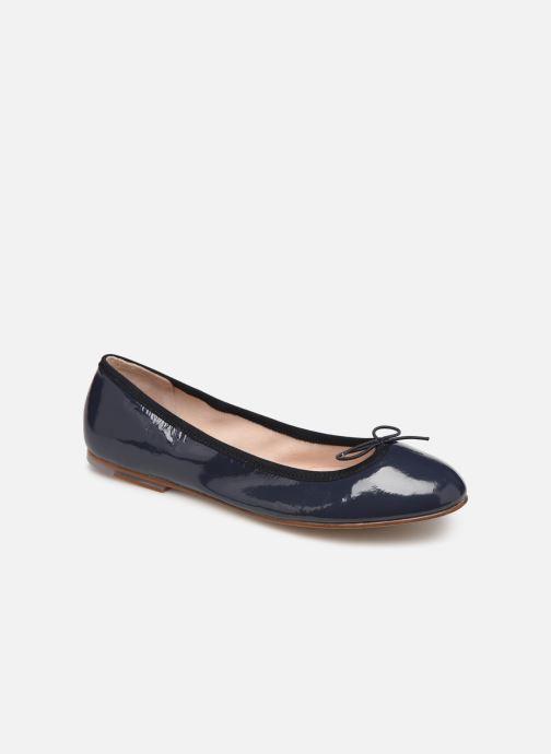 Bloch - Soft patent ballerina - Ballerinas für Damen / blau