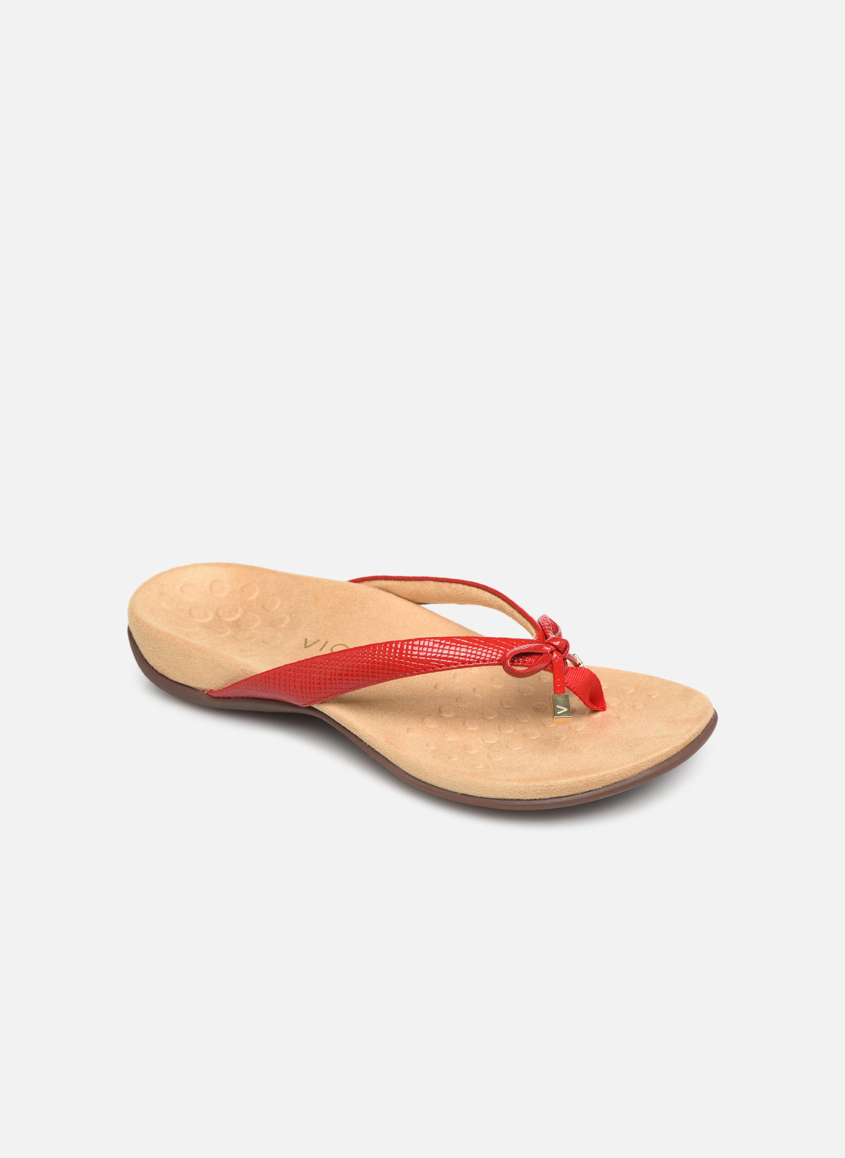 Slippers Vionic Rood