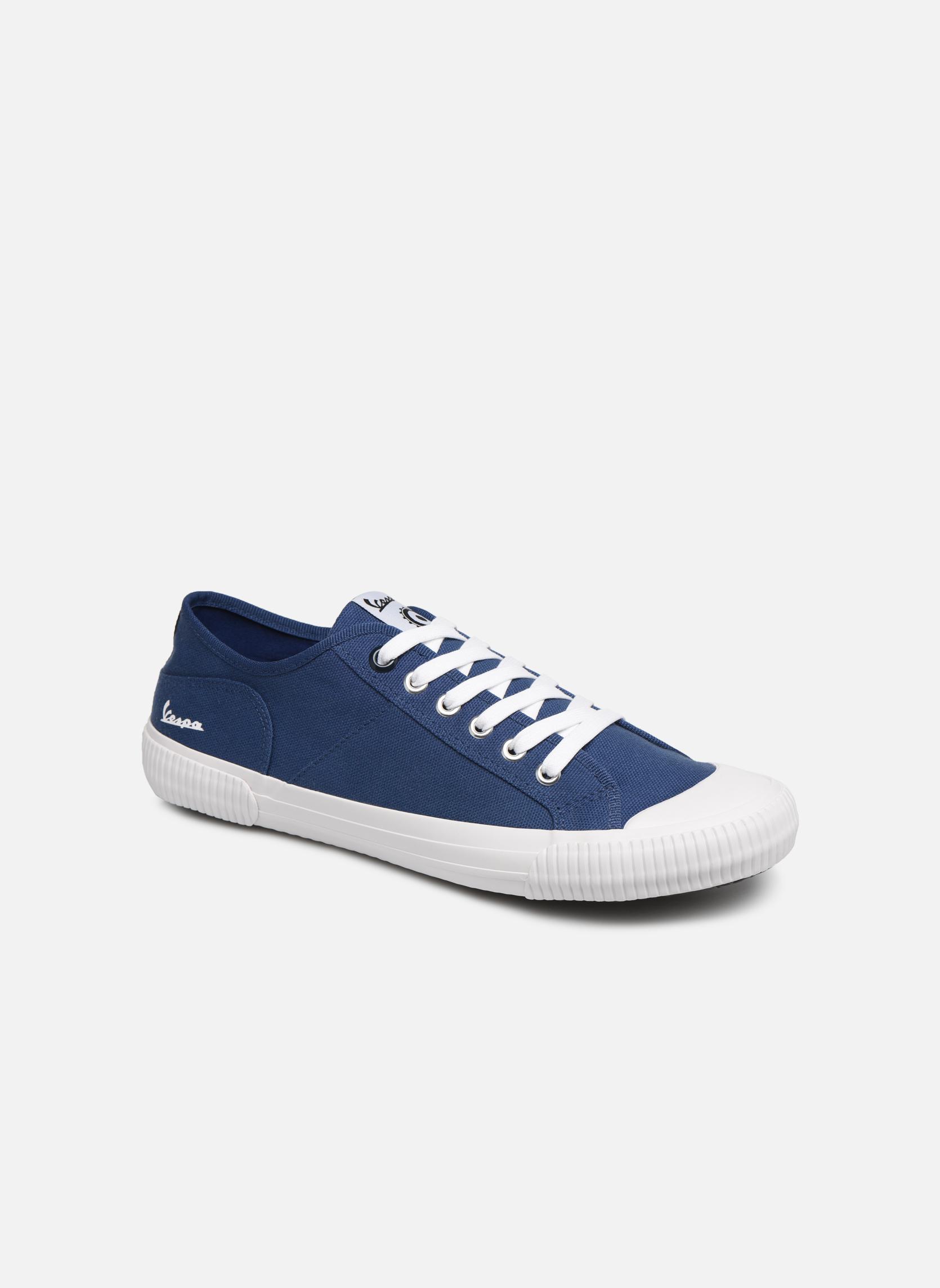 Sneakers Vespa Blauw