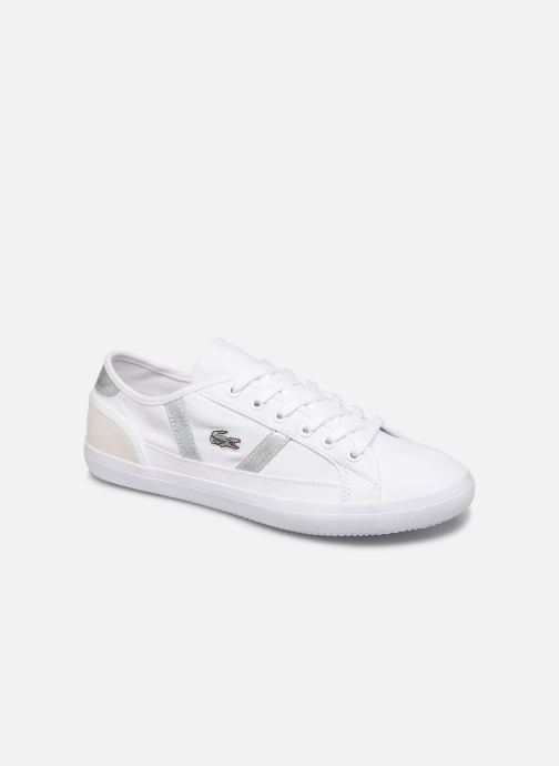 Lacoste - Sideline 219 1 Cfa - Sneaker für Damen / weiß