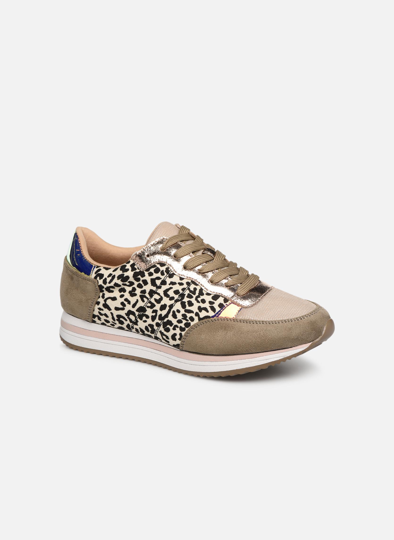 Sneakers Vanessa Wu Groen