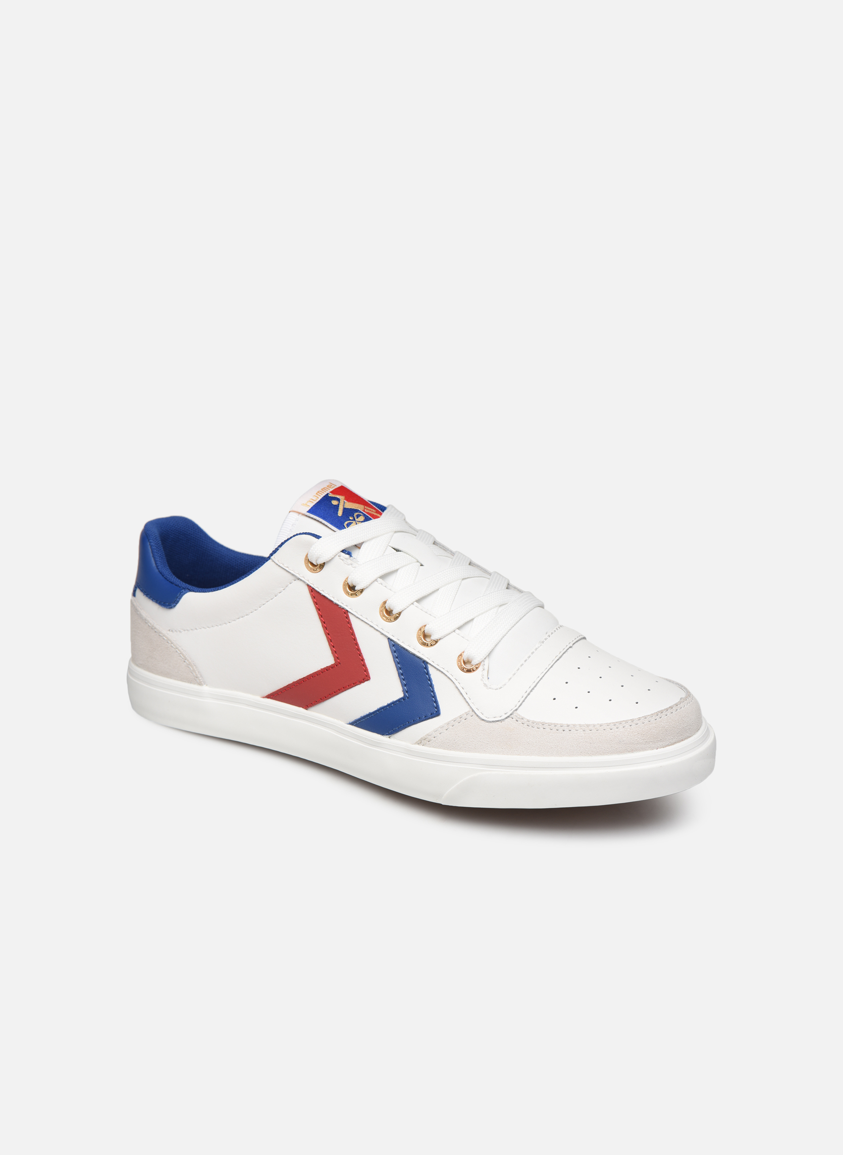 Sneakers Hummel Wit