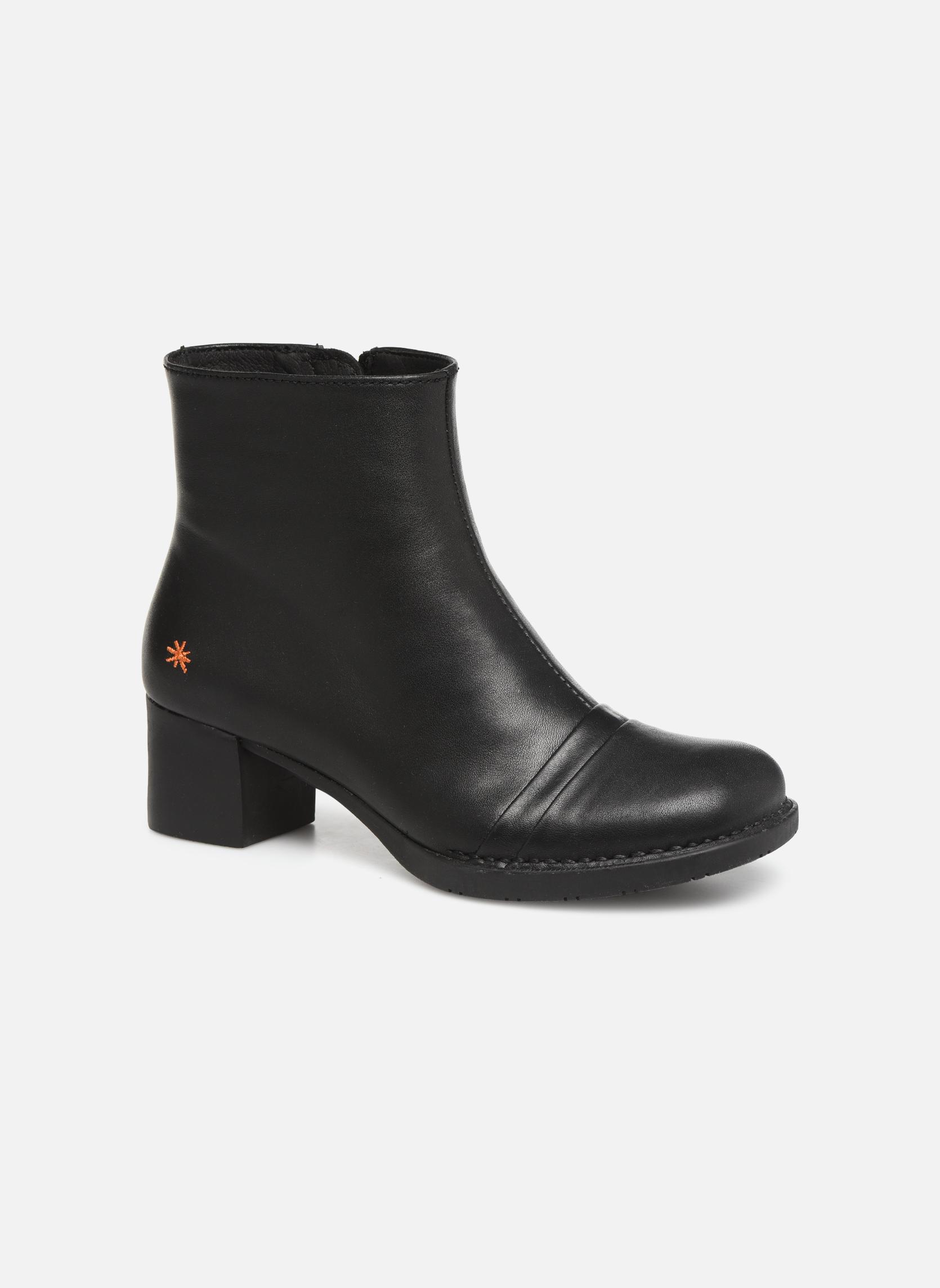 Boots en enkellaarsjes 077 Star Black by Art