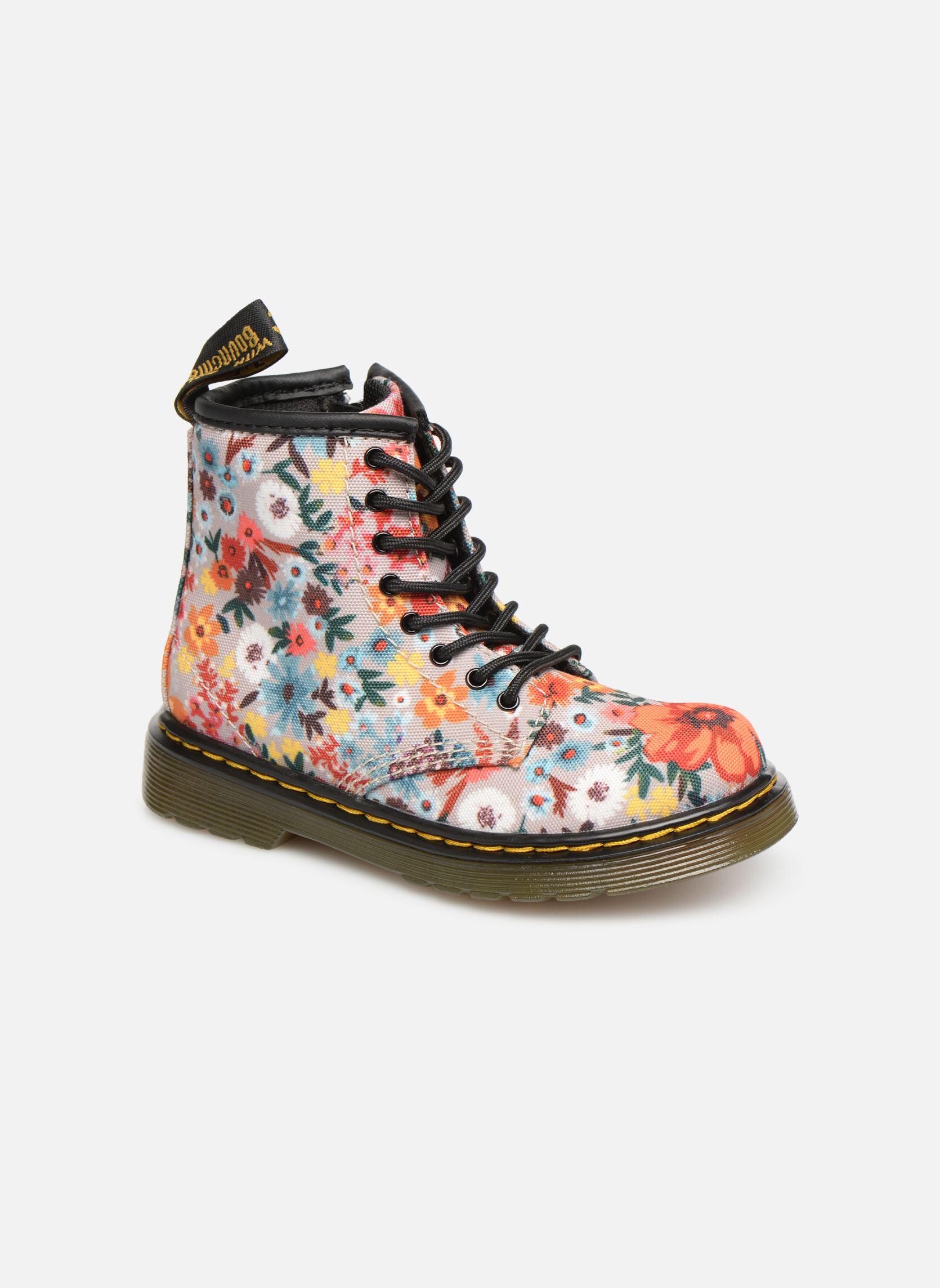 Boots en enkellaarsjes Dr. Martens Multicolor