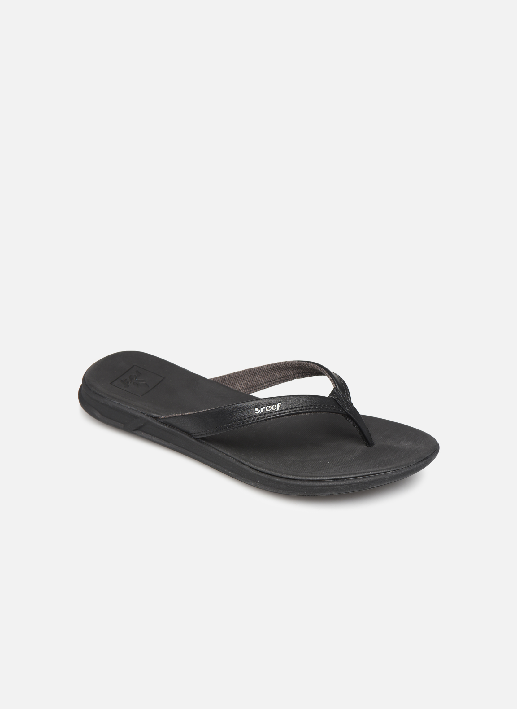 Slippers Reef Zwart