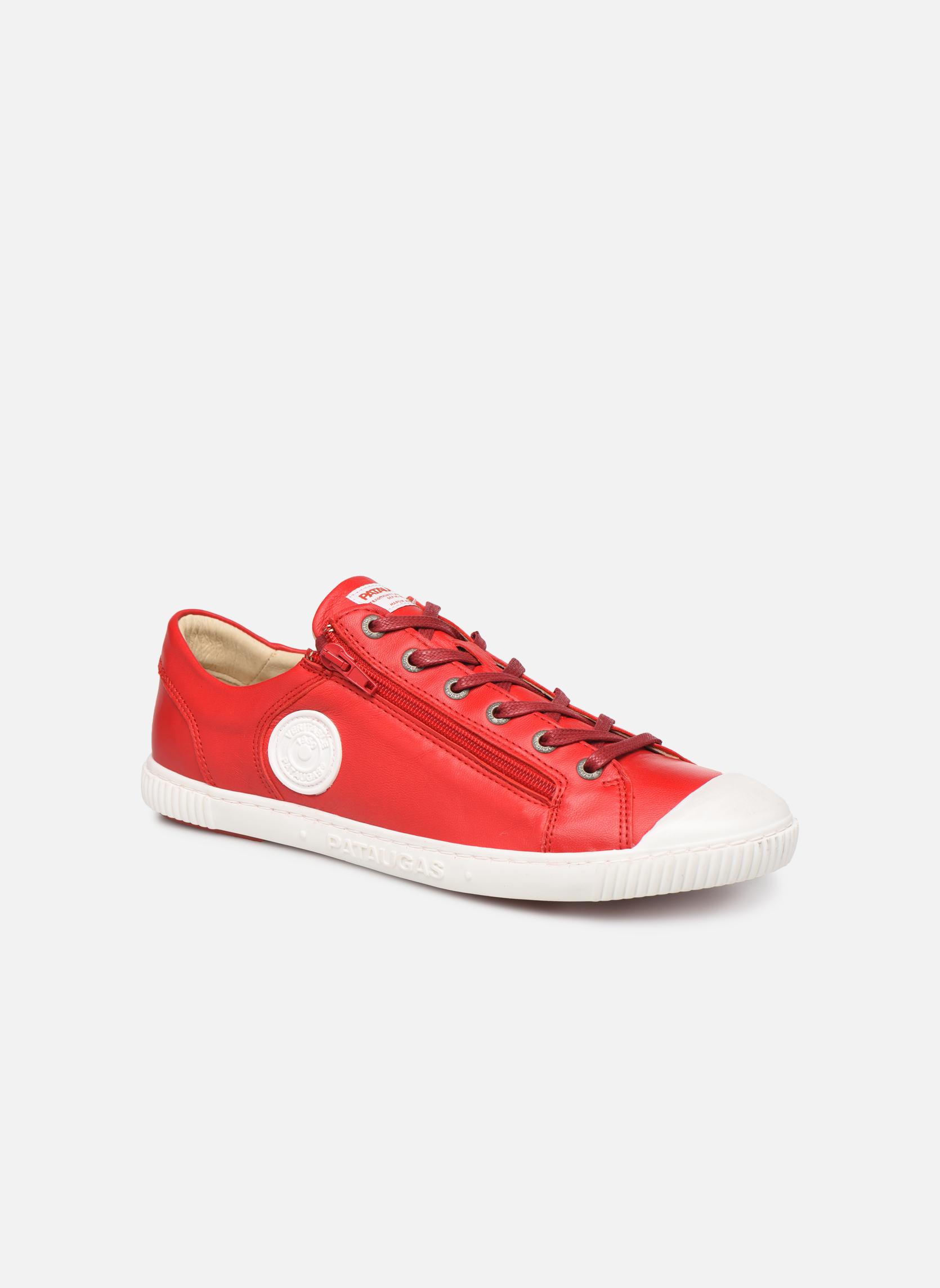 Sneakers Pataugas Rood