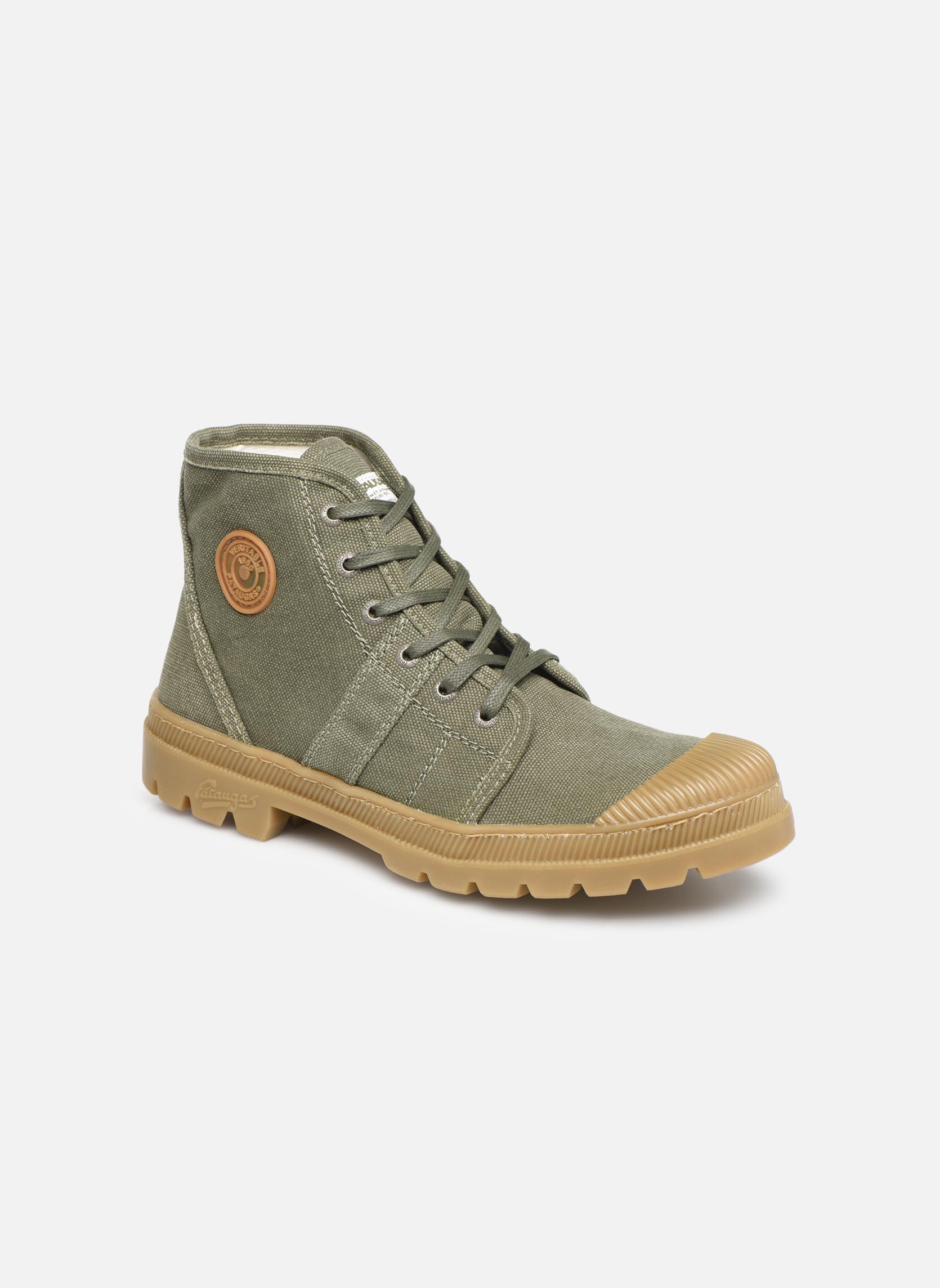 Sneakers Pataugas Groen