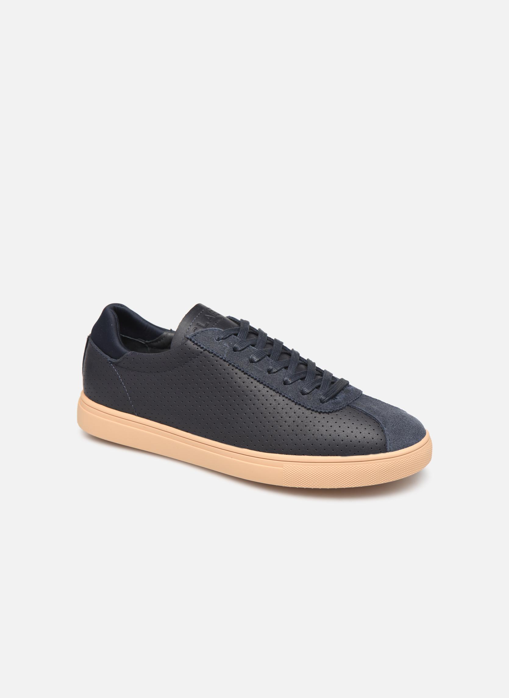 Sneakers Clae Zwart