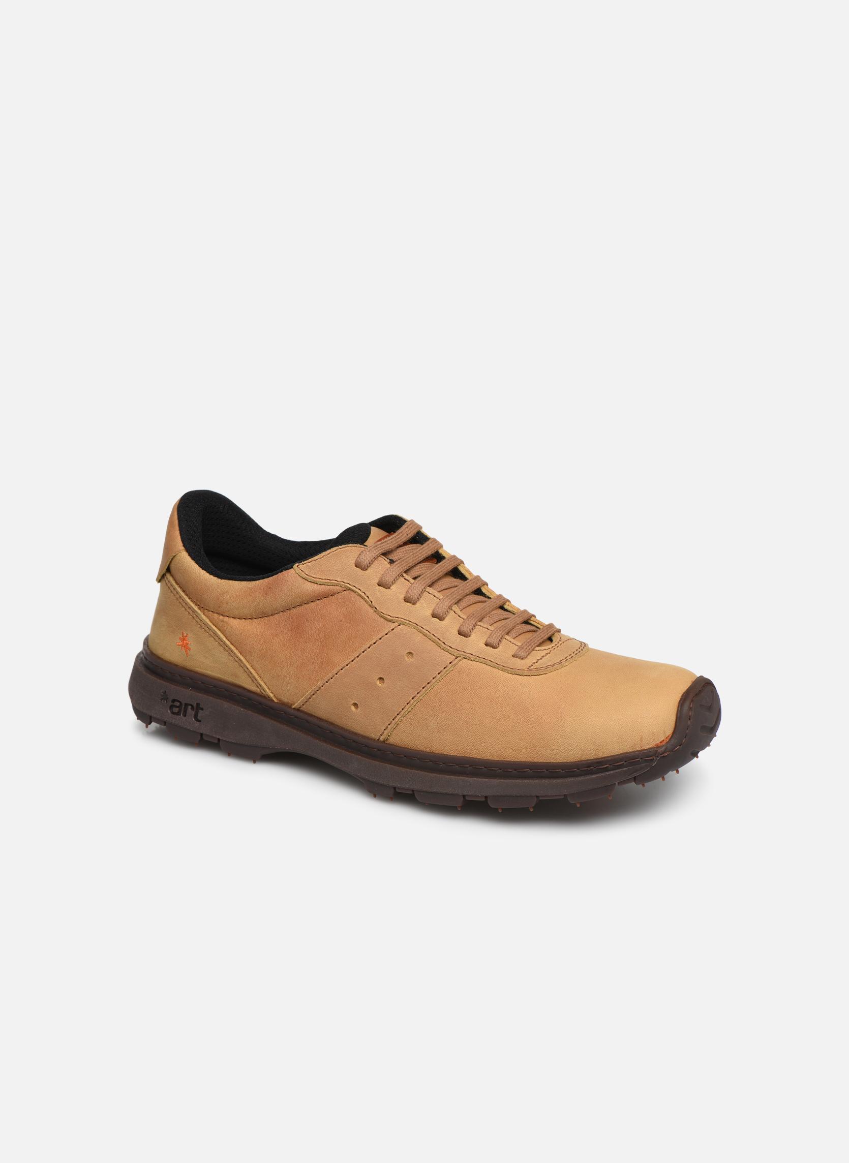 Sneakers Art Beige