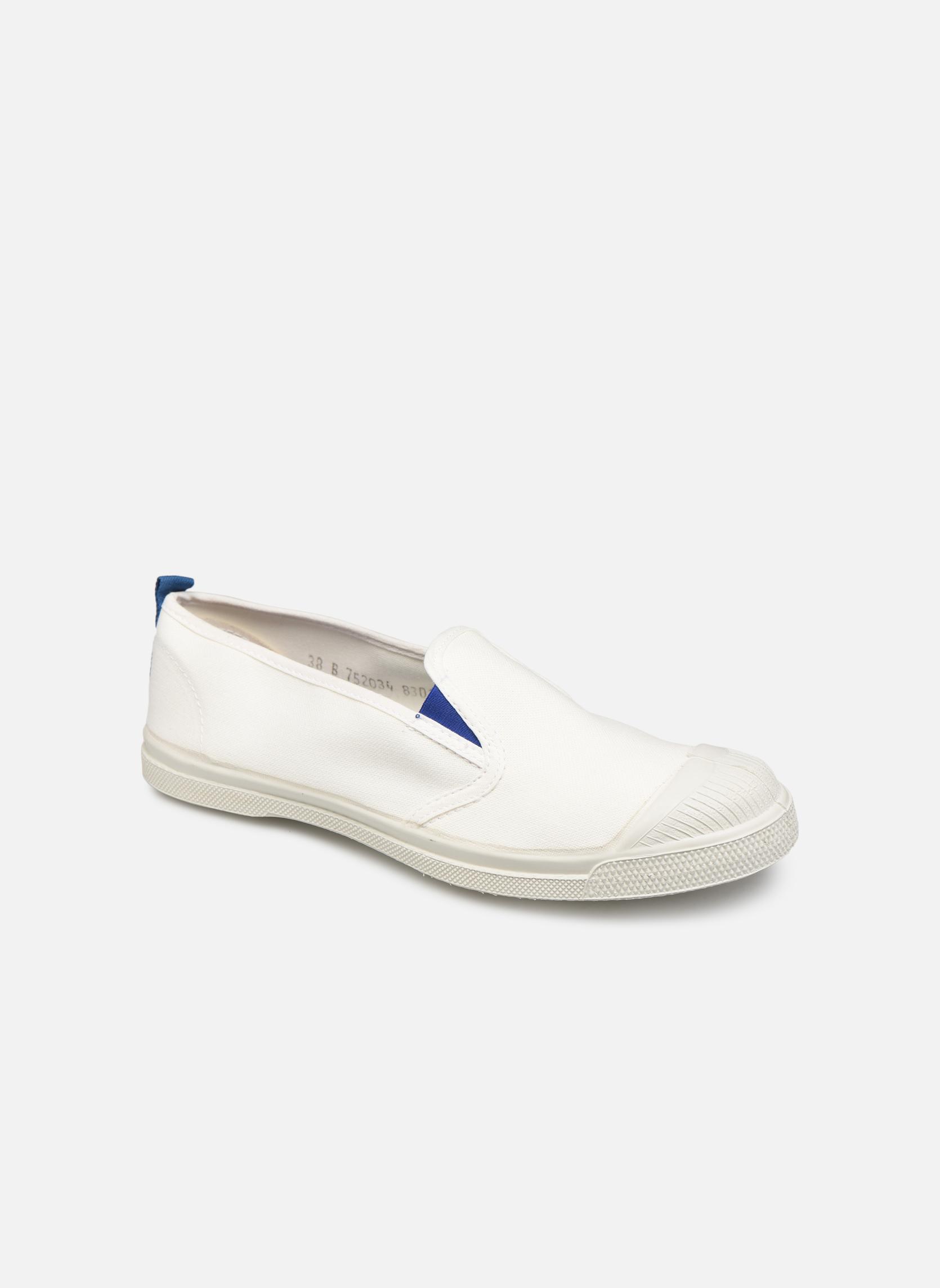 Sneakers Bensimon Wit
