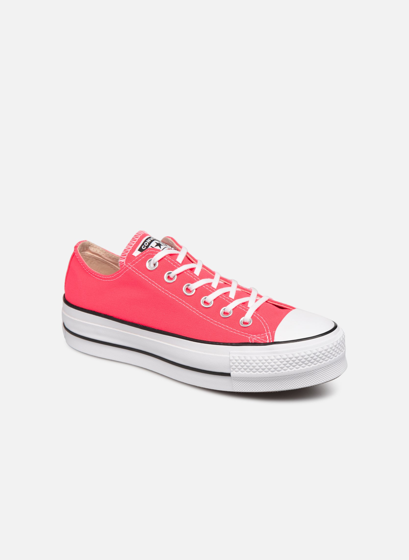 Sneakers Chuck Taylor All Star Clean Lift Seasonal Color Extension Ox by Converse