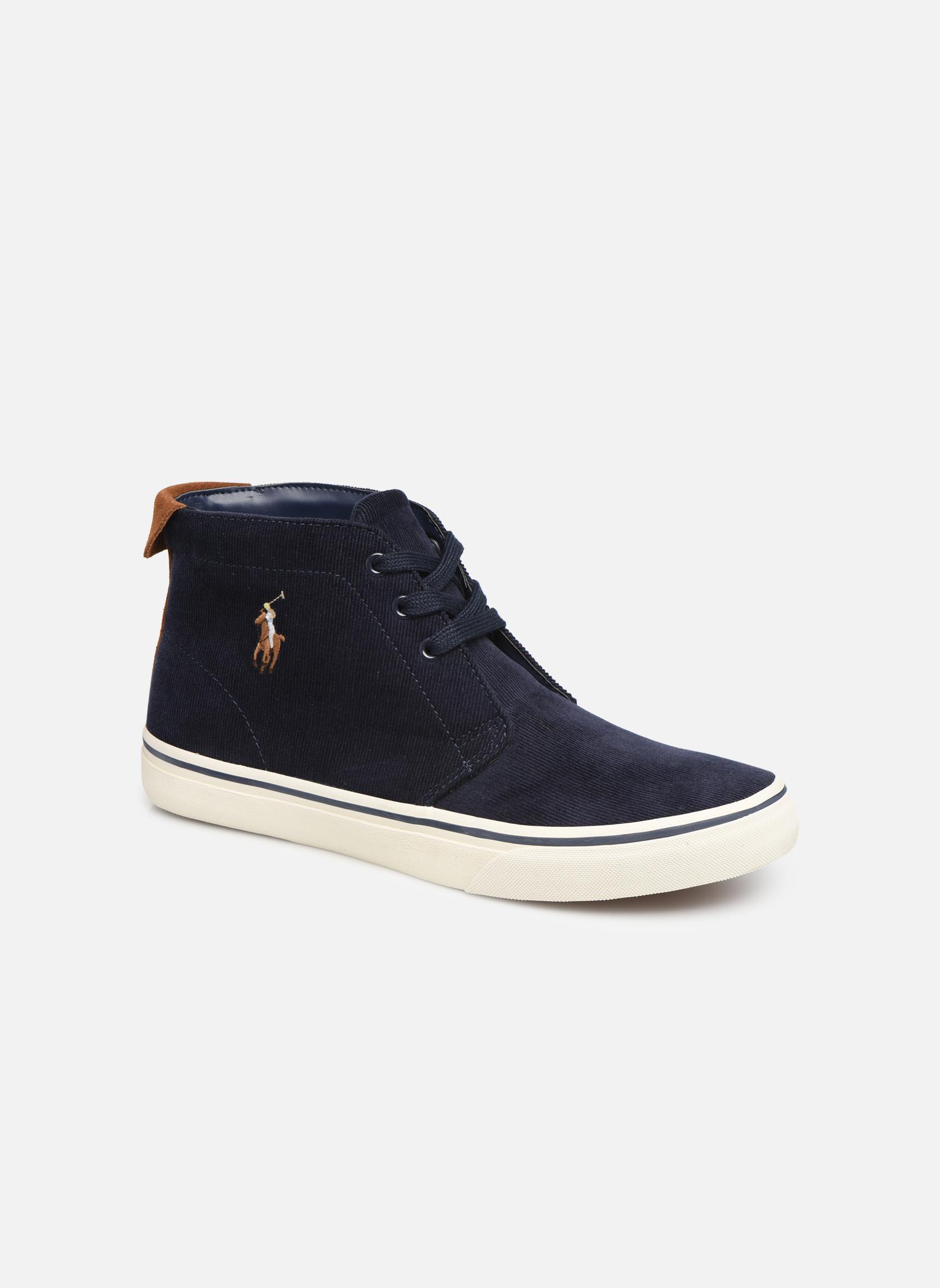 Sneakers Polo Ralph Lauren Blauw