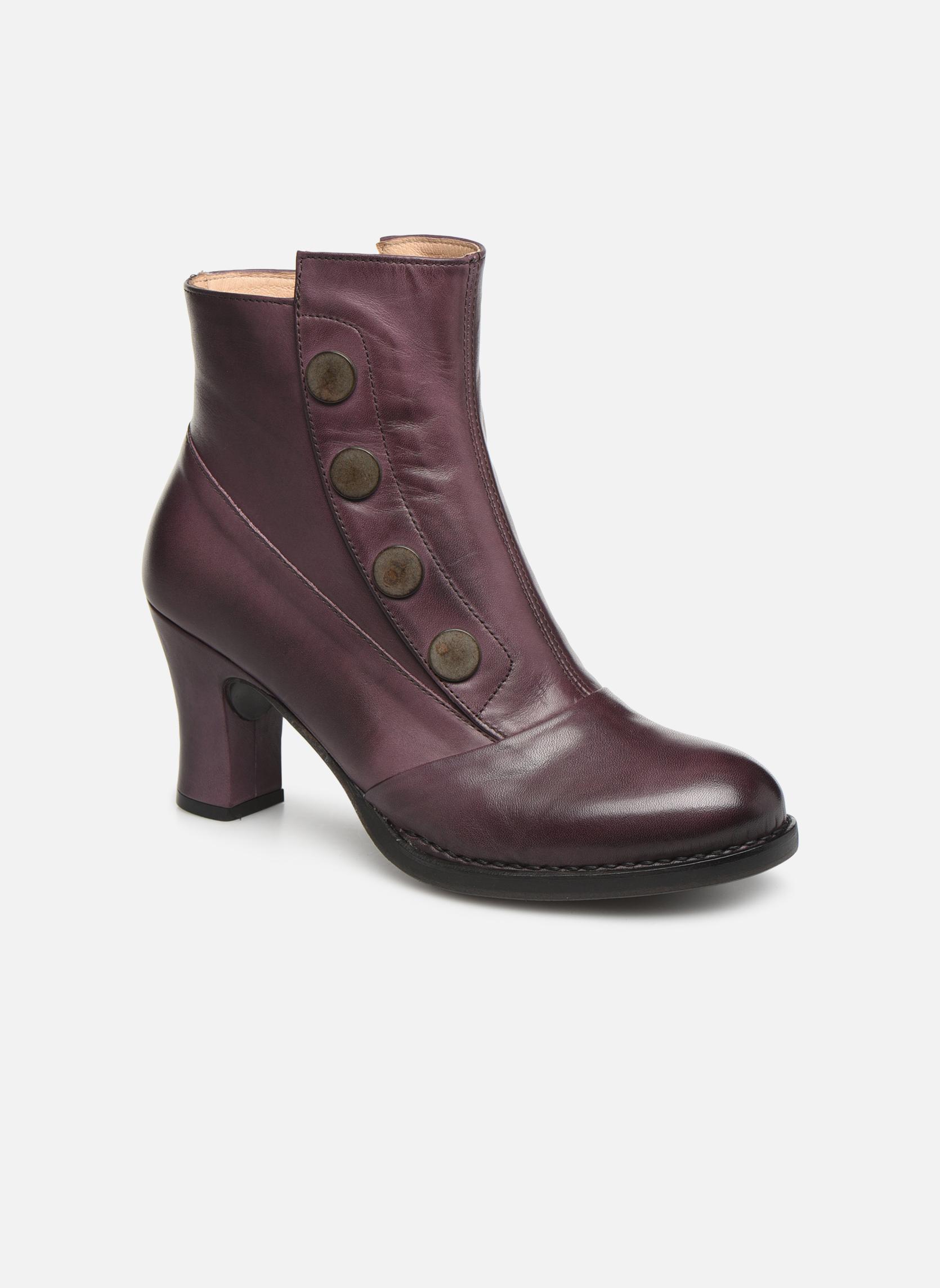 Boots en enkellaarsjes Neosens Paars