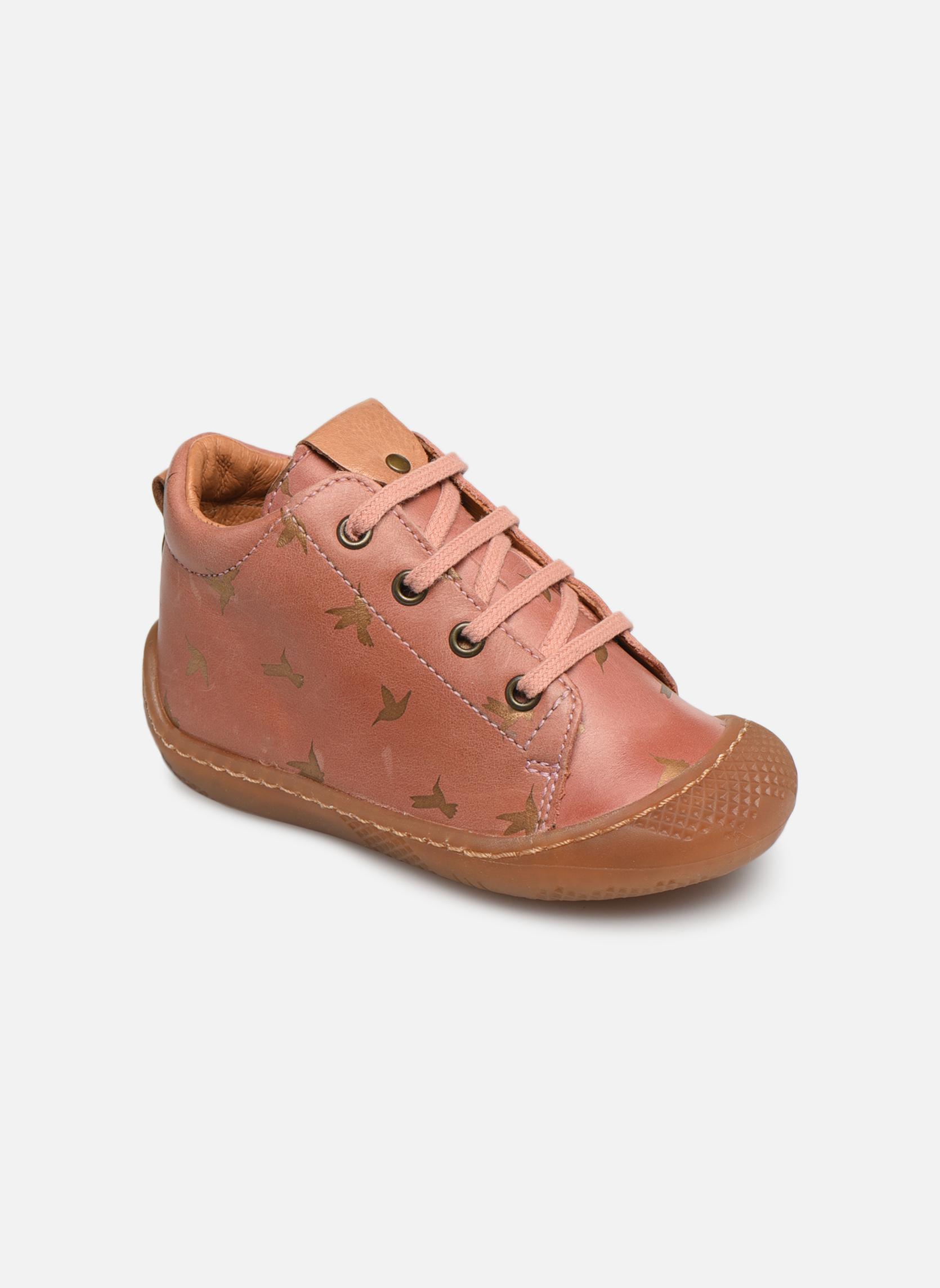 Boots en enkellaarsjes Babybotte Roze
