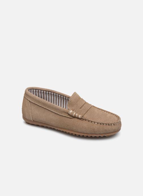 BOMOC LEATHER par I Love Shoes