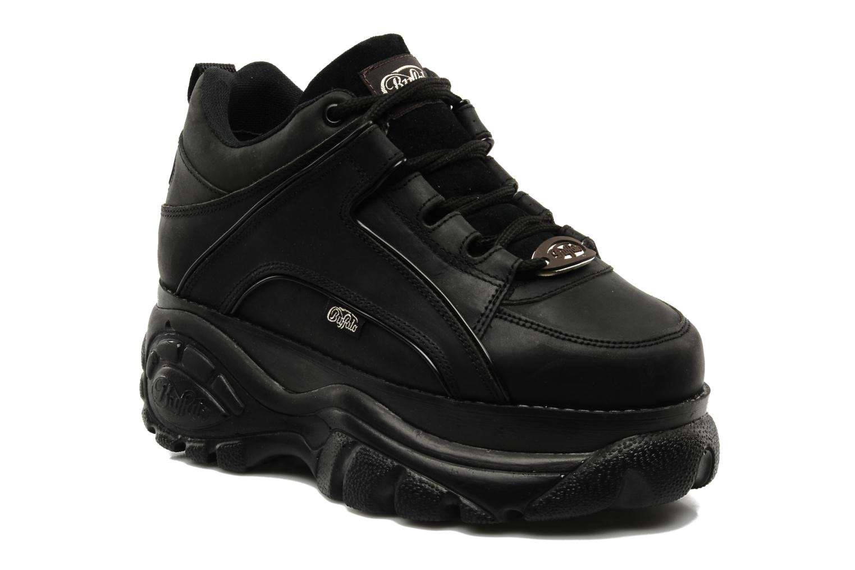 Sneaker Buffalo Texas Oil schwarz detaillierte ansicht/modell