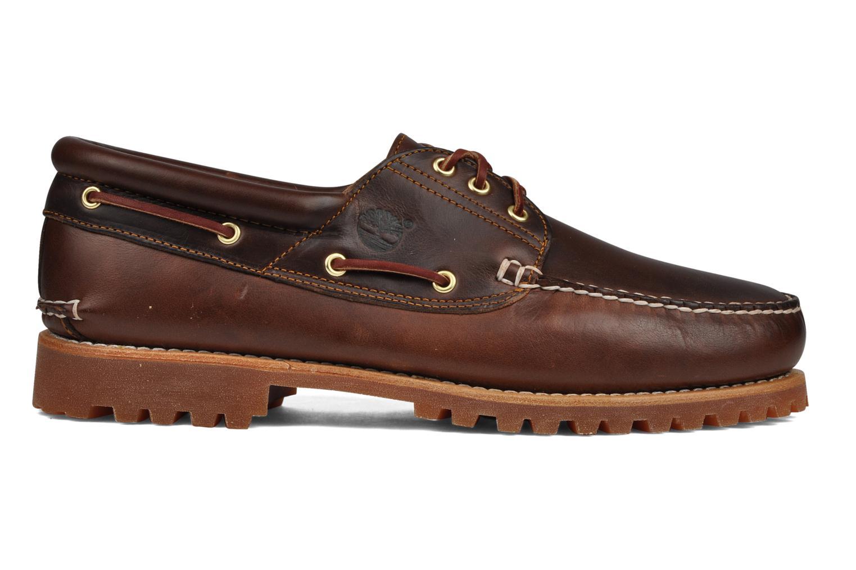 Chaussures à lacets Timberland Authentics FTM 3 Eye Classic Lug Marron vue derrière
