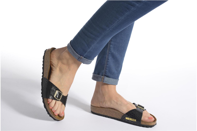 Grandes descuentos últimos zapatos Birkenstock Madrid (Gris) - Zuecos Descuento