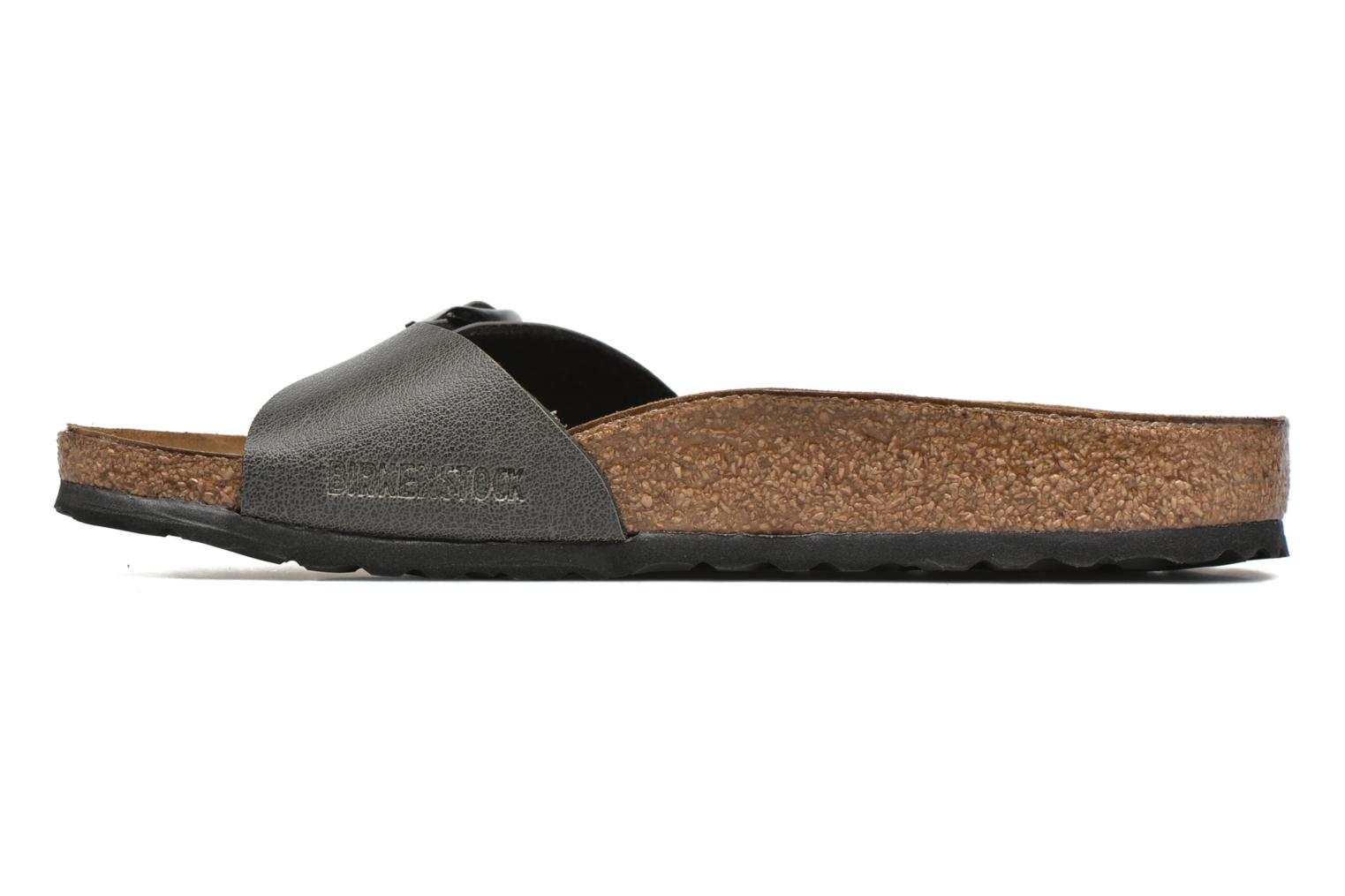 Mules & clogs Birkenstock Madrid Grey front view