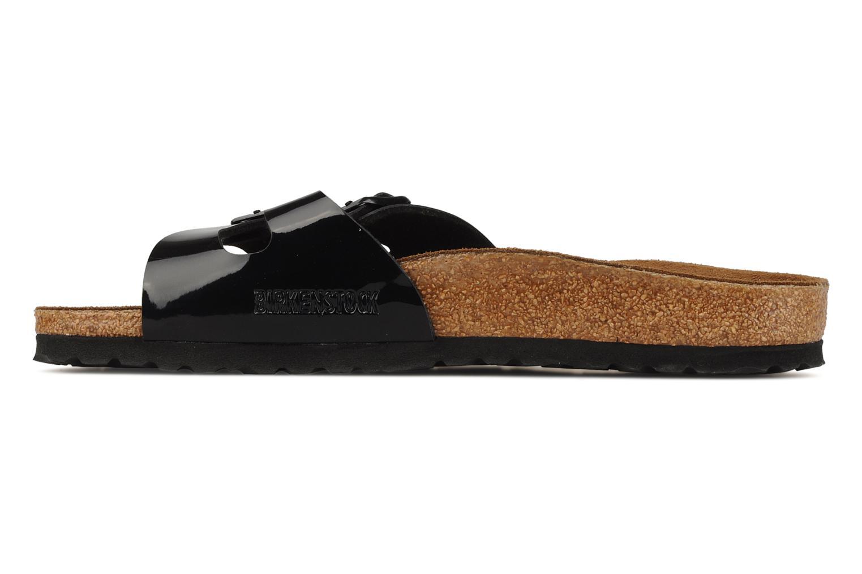 Clogs & Pantoletten Birkenstock IbizaFlor schwarz ansicht von vorne