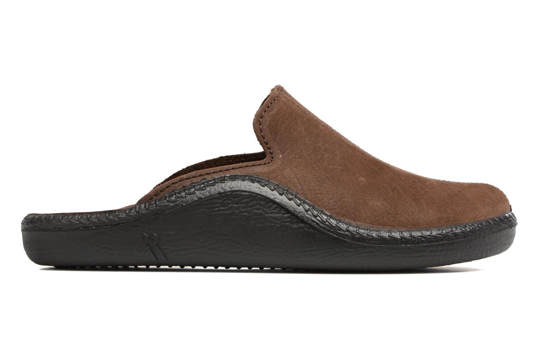 Pantofole Romika Mokasso 202 Marrone immagine destra