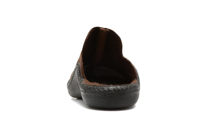 Pantofole Romika Mokasso 202 Marrone immagine posteriore