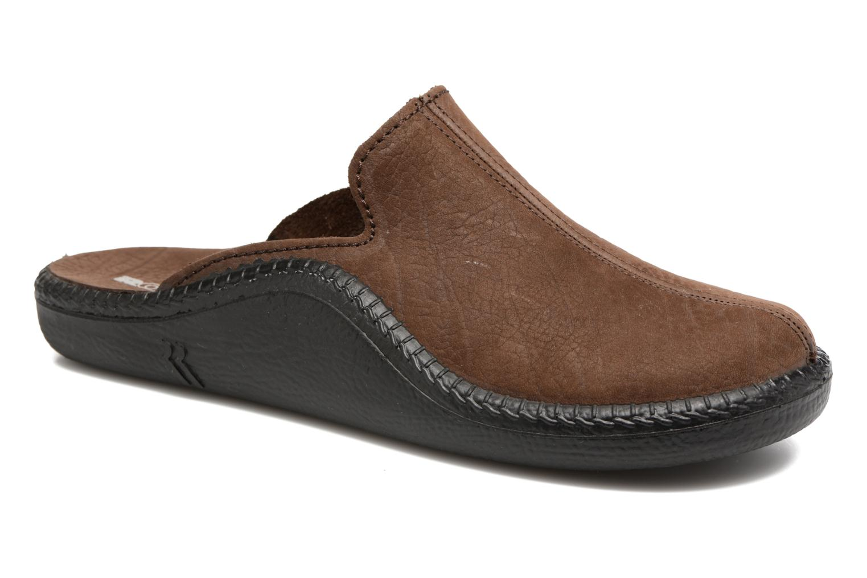 Pantofole Romika Mokasso 202 Marrone vedi dettaglio/paio