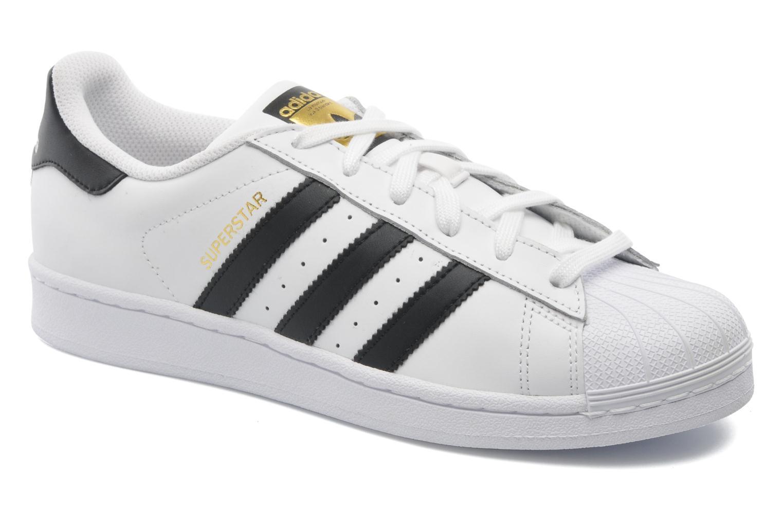Sneakers Adidas Originals Superstar Wit detail