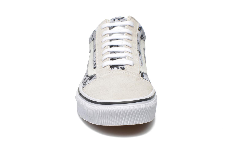 Sneakers Vans Old Skool W Wit model