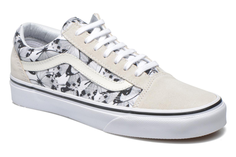 Sneakers Vans Old Skool W Wit detail