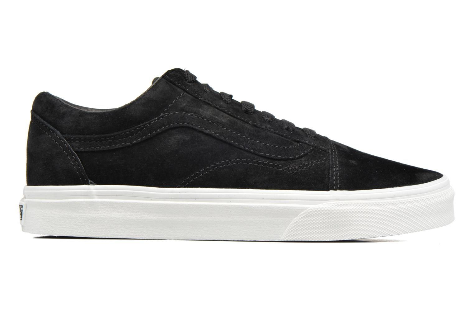 Trainers Vans Old Skool W Black back view