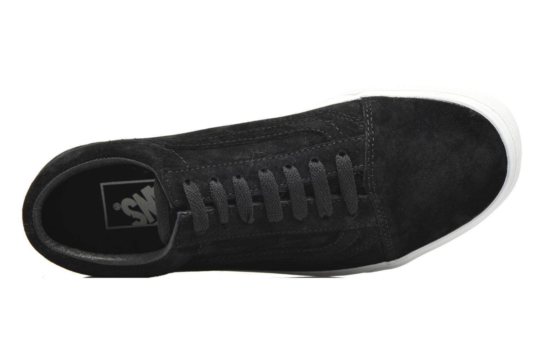 Sneakers Vans Old Skool W Svart bild från vänster sidan