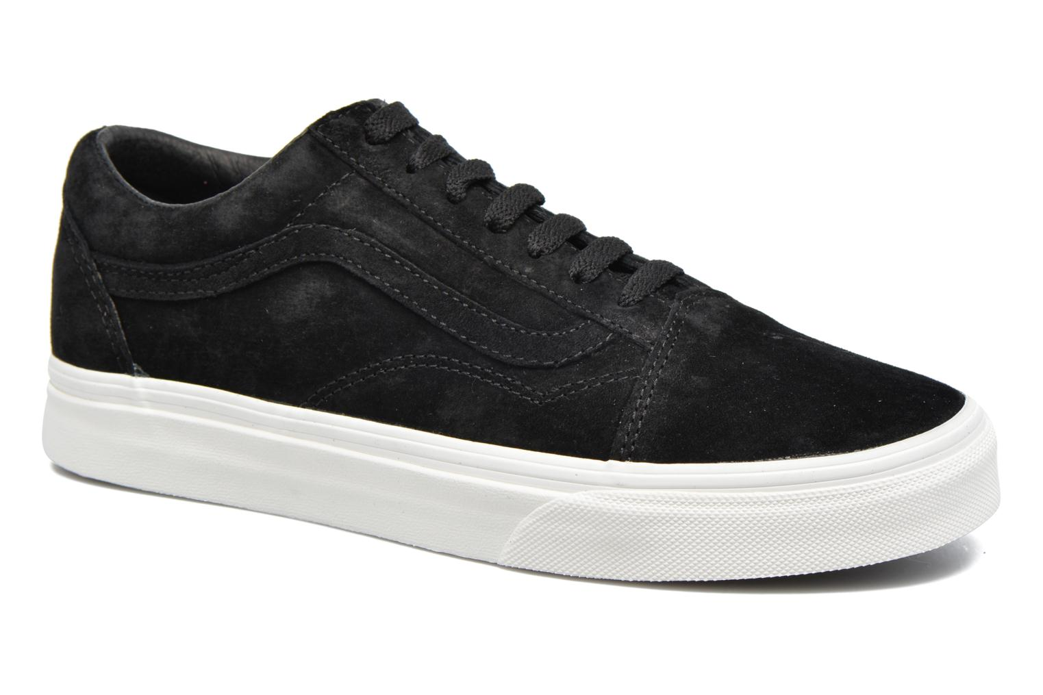 Trainers Vans Old Skool W Black detailed view/ Pair view