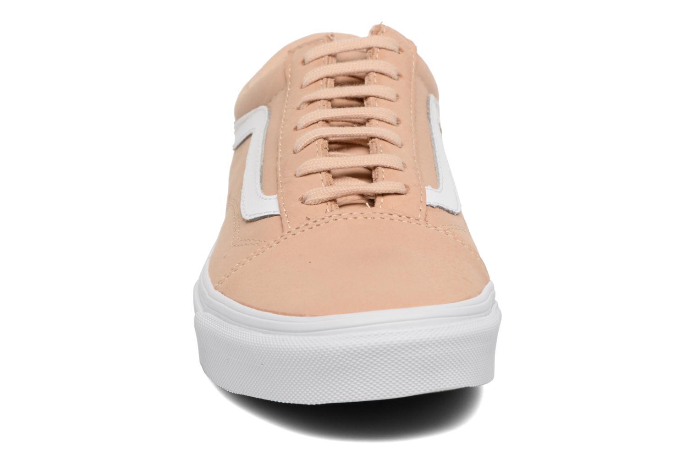 Sneakers Vans Old Skool W Beige se skoene på