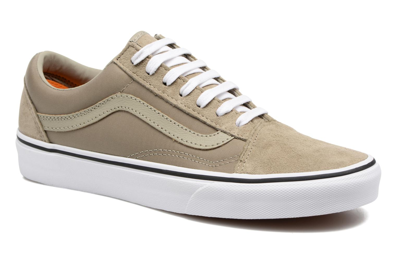 Sneaker Vans Old Skool W beige detaillierte ansicht/modell